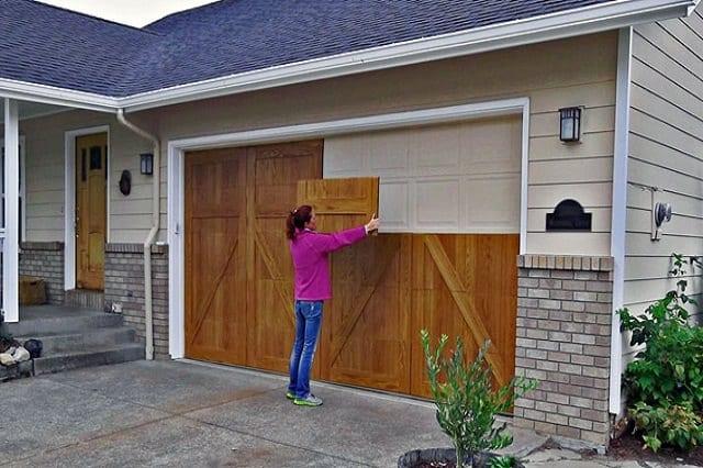 garage spring dallas sale installation track for door of motor repair replacement opener size large doors
